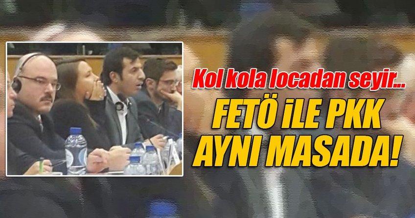 FETÖ ile PKK aynı masada