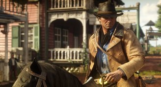 Taze çıktı: Red Dead Redemption 2
