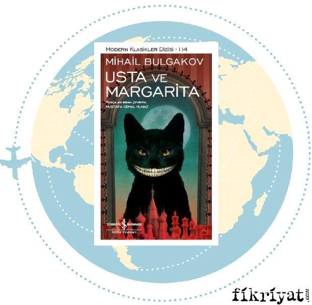 Usta ile Margarita - Mihayl Afanasyeviç Bulgakov