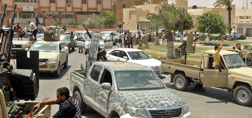 MORE THAN 100 DEAD BODIES FOUND IN HOSPITAL OF LIBERATED TARHUNA CITY OF LIBYA