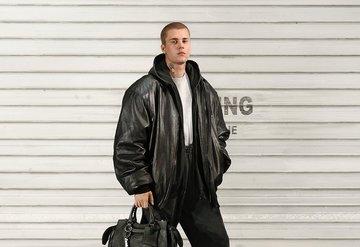 Justin Bieber Balenciaga'nın Yüzü Oldu