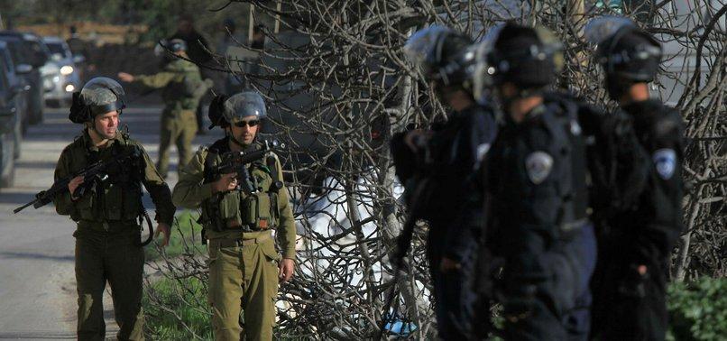 ISRAEL LOCKS DOWN W. BANK, GAZA FOR ANNIVERSARY PARTY