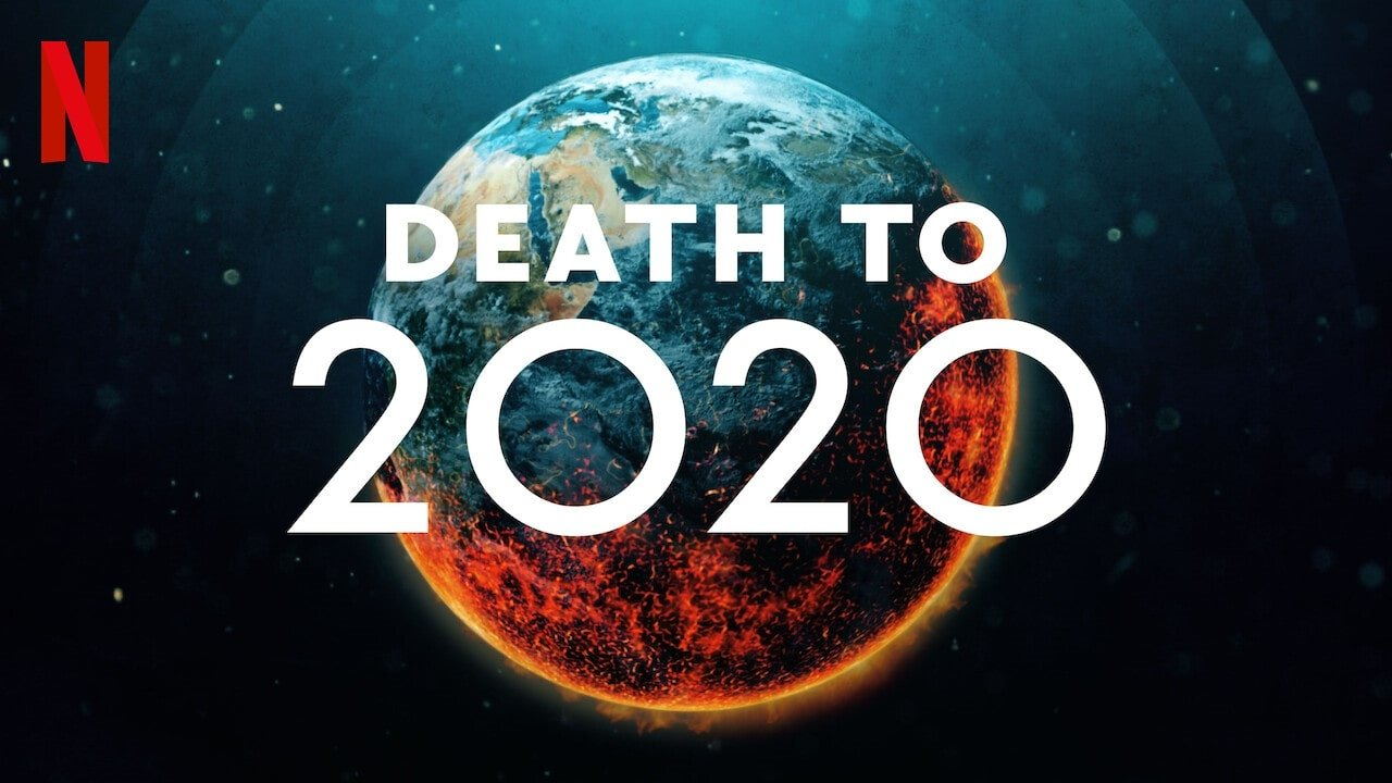 BLACK MİRROR'IN YAPIMCILARINDAN: DEATH TO 2020