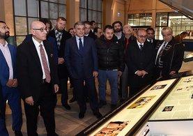 Başbakan Yıldırım Abdullah Gül müzesinin açılışında konuştu