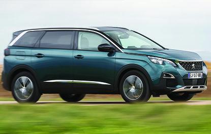 Sürüş izlenimi · Peugeot 5008