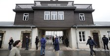 Alarm over neo-Nazi visits at former Buchenwald camp