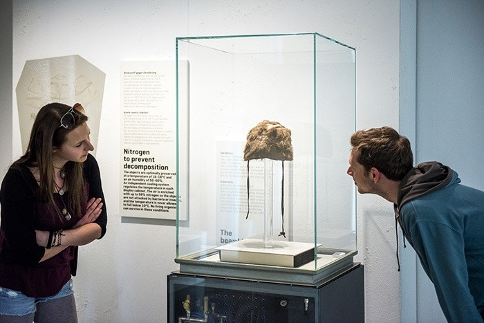 Photo Credit: South Tyrol Museum of Archaeology