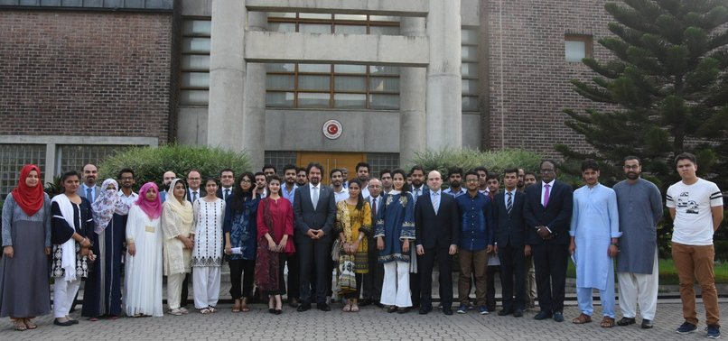 TURKEY GRANTS SCHOLARSHIPS TO 114 PAKISTANI STUDENTS