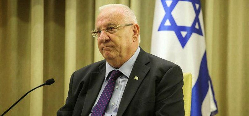 ISRAELI PRESIDENT TO ASK KNESSET TO FORM GOVERNMENT