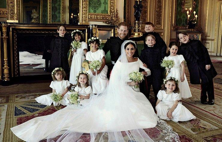 Milyonların ekran başında izlediği Prens Harry ve Meghan Markle'ın düğününe katılanlar arasında bir de Türk vardı...