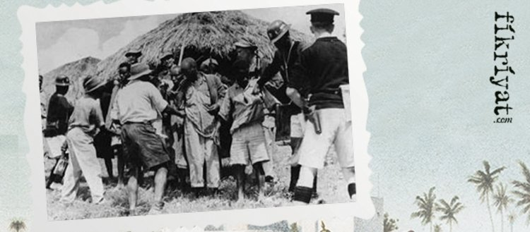 Afrika'yı kana bulayan Avrupa'nın sabıka dosyası