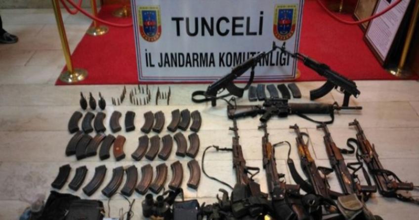 Tunceli'de yapılan operasyonda 14 terörist etkisiz hale getirildi
