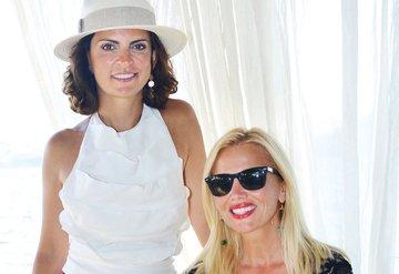 Kadın girişimcilerden beach'te özel etkinlik
