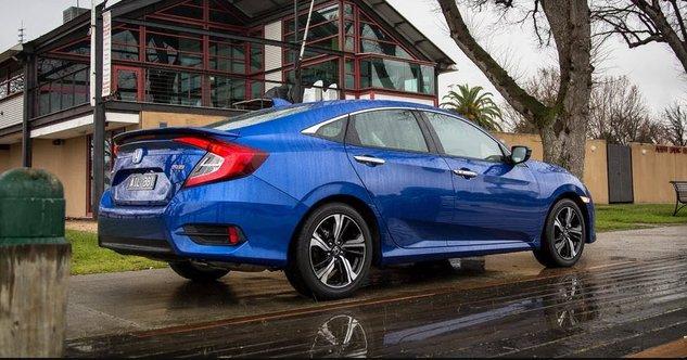 Yeni Honda Civicin 182 Hplik Versiyonun Fiyatı Belli Oldu