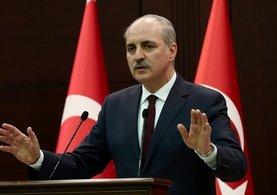 Kurtulmuş: Türkiye köşeye sıkıştırılmaya çalışılıyor