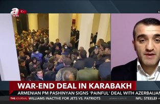 Armenian PM Pashinyan signs painful deal with Azerbaijan to end Karabakh conflict