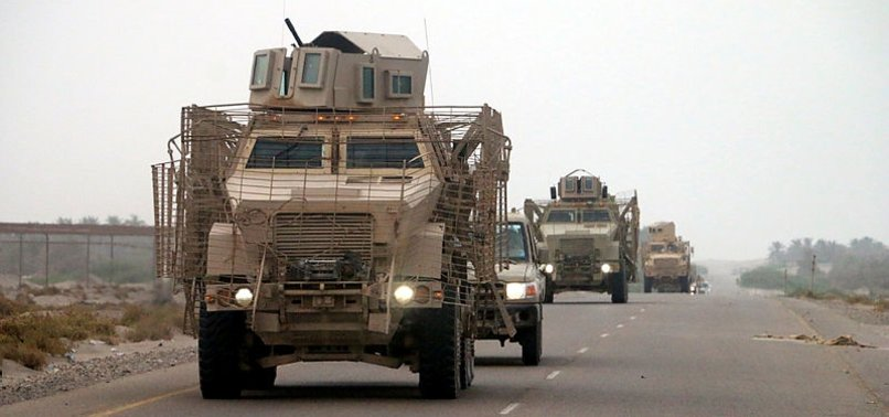 SAUDI-LED FORCES BEGIN ASSAULT TO TAKE VITAL YEMEN PORT