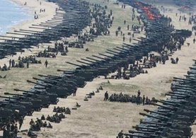 ABD ile Kuzey Kore savaşı kapıda!