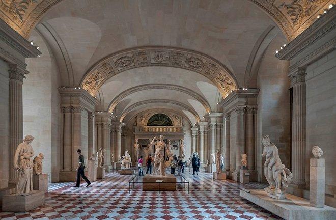 Metropolitan Sanat Müzesi - Amerika