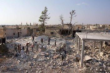 Saldırıların hedefindeki kent: İdlib
