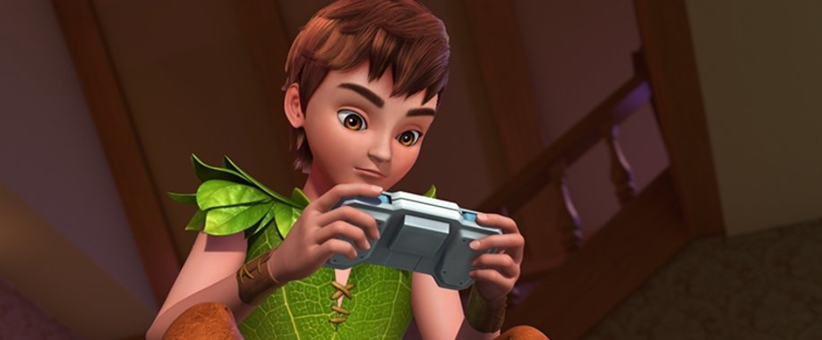 Peter Panın Yeni Maceraları Mobil ve Tabletlerde!