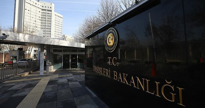 Ankaradan Almanyaya Afrin tepkisi