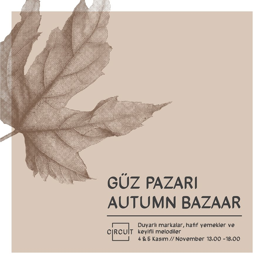 2017 KASIM CIRCUIT GÜZ PAZARI