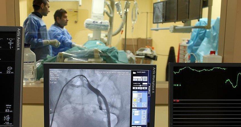 Kalp-damar hastalıkları en sık ölüm nedeni