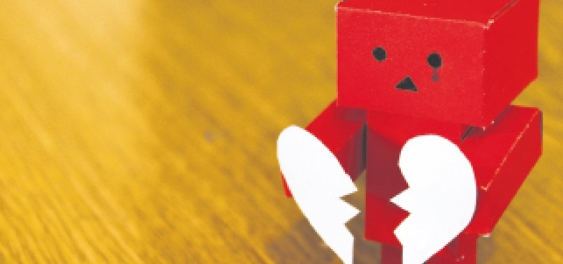 BROKEN HEART SYNDROME: HEARTACHE CAN BE FATAL