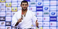 Turkish athlete wins bronze at World Judo Championships