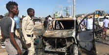Somalia bomb blast kills 5 policemen