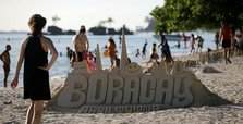 Duterte offers relief to Boracay island facing closure