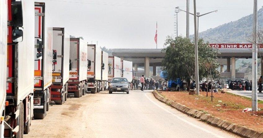 100 milyon dolarlık ihracat ürünü sınırda bekliyor