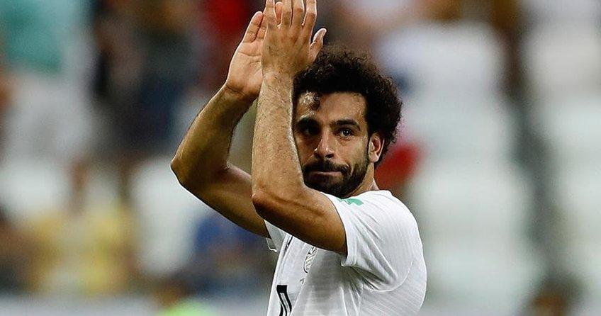 Liverpool Salahın sözleşmesini uzattı