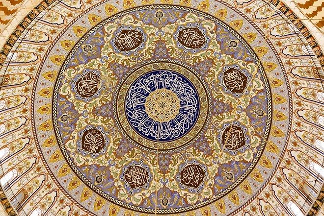 Selimiye Camiindeki ters lalenin gizemi ne?