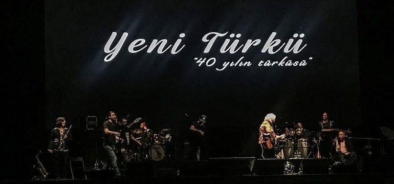 TURKISH BAND REGALS AUDIENCE ON ITS 40TH ANNIVERSARY