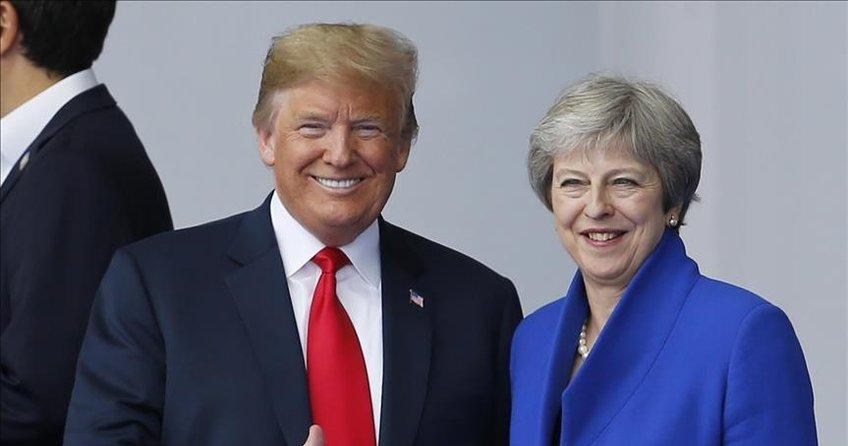 Trumptan Maye Brexit eleştirisi