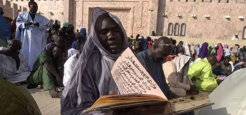 MILLIONS OF SUFI DEVOTEES CONVERGE IN SENEGALS TOUBA