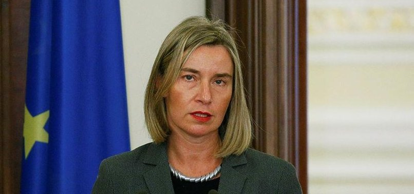 EU NOT TIRED OF HELPING UKRAINE - FOREIGN POLICY CHIEF