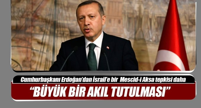 Cumhurbaşkanı Erdoğan: Netanyahunun açıklamaları kabul edilemez