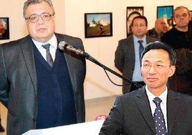 FETÖ bu kez Çin Büyükelçisini hedef gösterdi!
