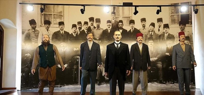 MUSEUMS IN TURKISH HEARTLAND SHED LIGHT ON HISTORY