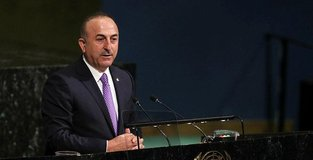 Turkish FM slams differentiation of terrorist groups