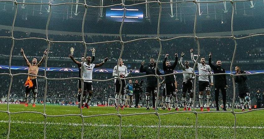 Beşiktaşın keyfi yerinde