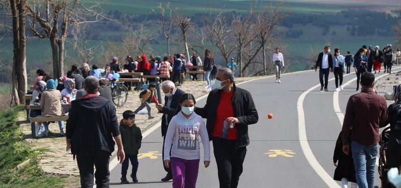 RAMADAN SLOWDOWN MAY HELP AGAINST PANDEMIC IN TURKEY