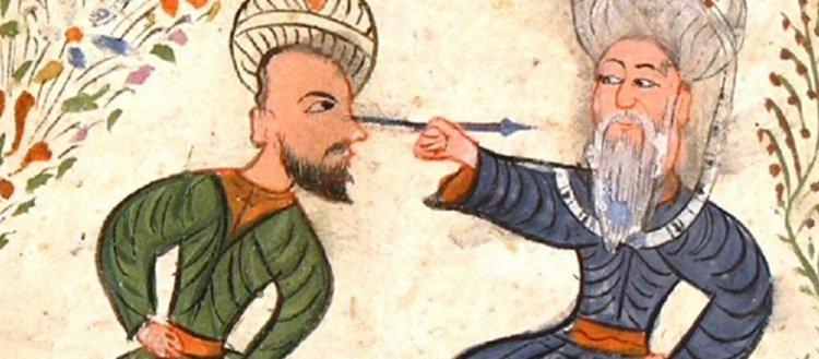 Osmanlı cerrahının kullandığı tıp teknikleri...
