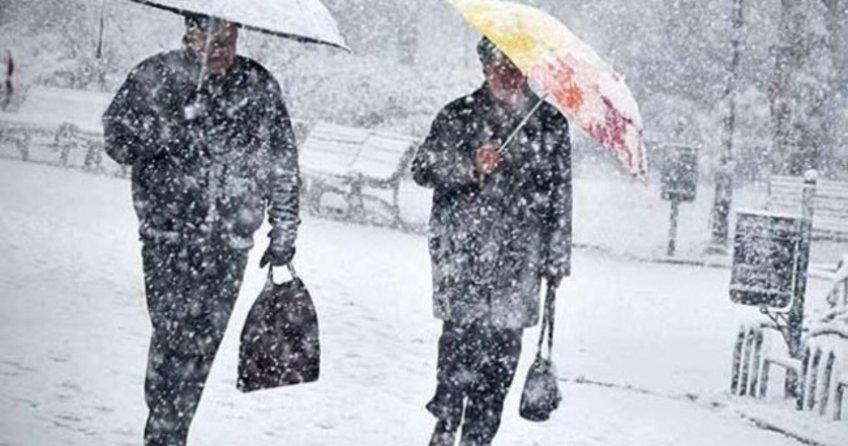 Meteoroloji'den uyarı! Akşama kar geliyor