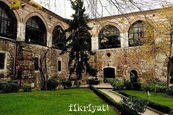 İstanbul'un en özel sarayı; İbrahim Paşa Sarayı