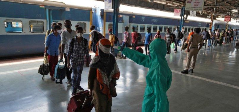 INDIA: COVID-19 CASES AT NEARLY 1.7 MILLION