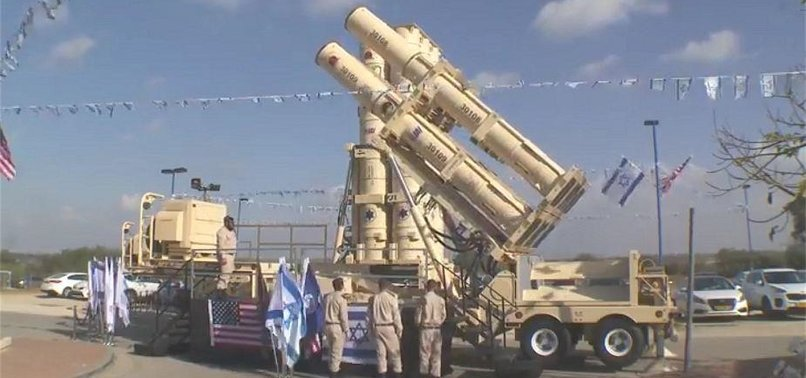 ISRAEL, U.S. DEVELOPING NEW ARROW-4 BALLISTIC MISSILE SHIELD